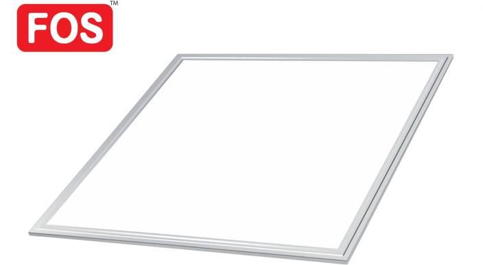 newest ffb36 3e4f2 FOS 2x2 LED Ceiling Light 40 Watt 4300 Lumens - Square, Cool ...