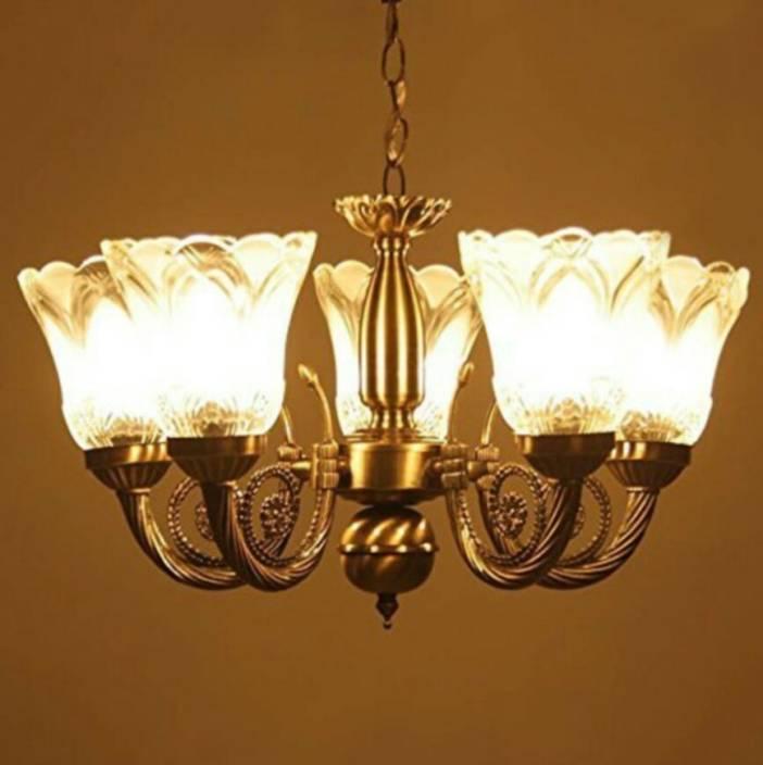 Gojeeva Gojeeva Antique design 5 light Chandielers Chandelier Ceiling Lamp