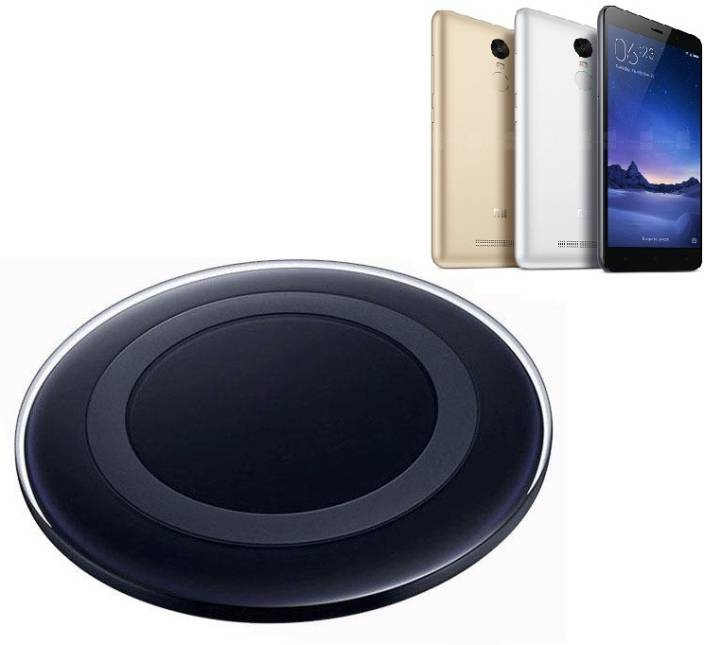 Blufury Wireless Charger for Redmi Note 3 (Input : 5v-2A