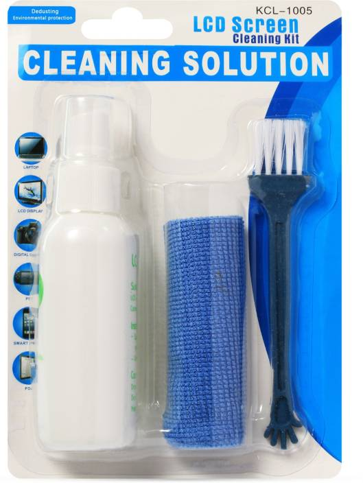 DMG Cleaning Kit 1 for Computers, Keyboards, Mobiles, Monitors
