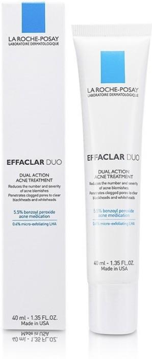 effaclar duo acne treatment review