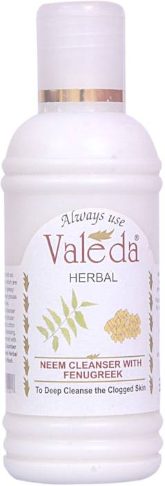 Valeda Herbal Neem Cleanser with Fenugreek