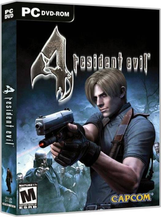 Resident Evil 4 (PC Game) Exclusive Edition Price in India
