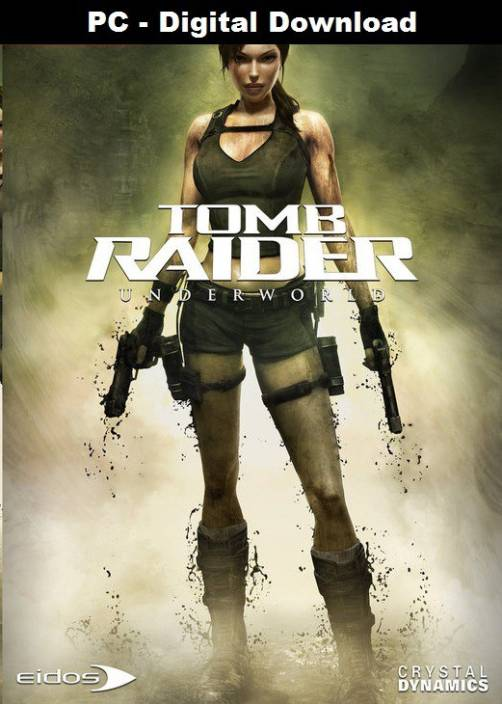 59d814f3ddcf77 Tomb Raider  Underworld Price in India - Buy Tomb Raider  Underworld ...