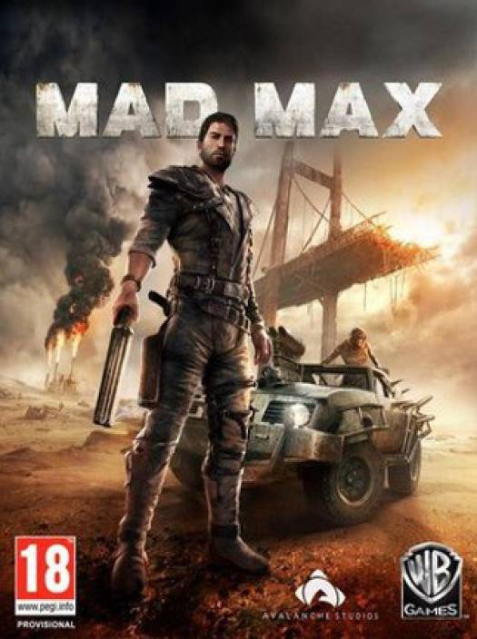 Mad Max + The ripper DLC with Game and Expansion Pack Price