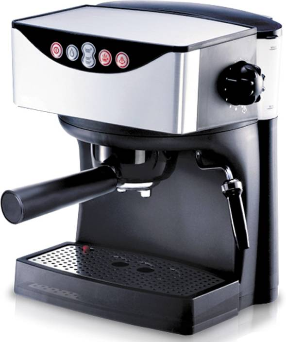 Redmond RCM-1503, 15 bar pressure Espresso Capuccino 2 cups Coffee Maker