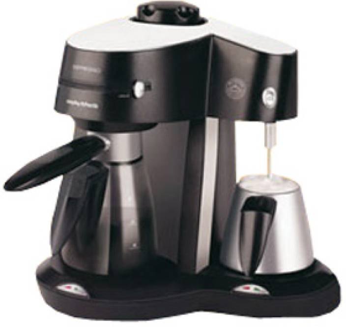 Morphy Richards Coffee: Morphy Richards Cafe Rico Espresso With Frother 6 Cups