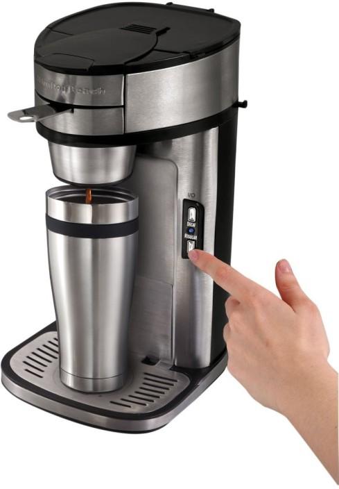 hamilton beach drip coffee maker 5 cup