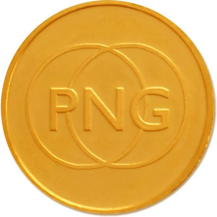 P.N.Gadgil Jewellers 24 (995) K 3 g Gold Coin