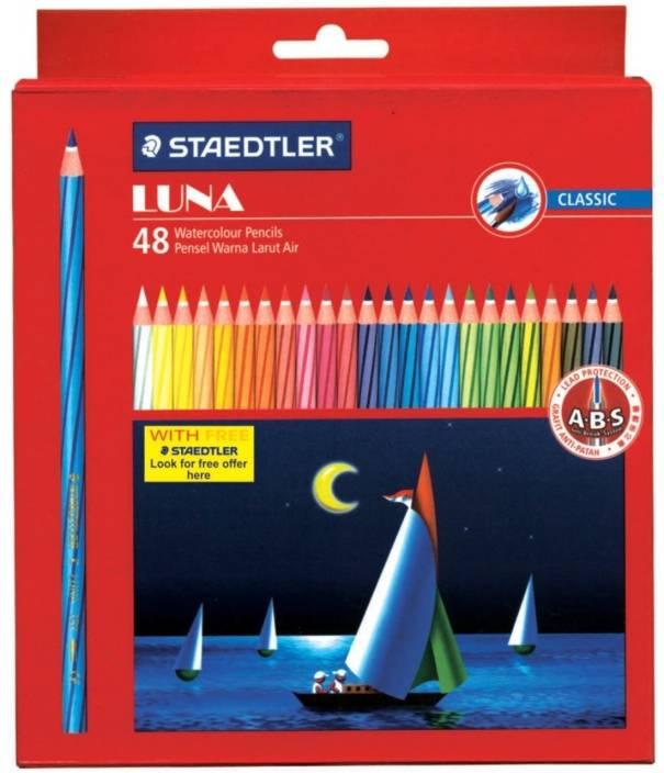 flipkart com staedtler luna abs color pencil