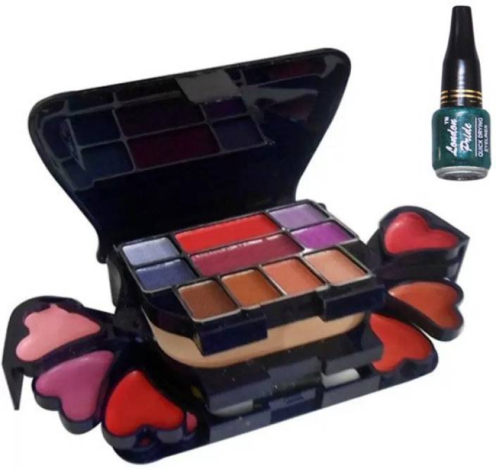 Ads Makeup Kit With Mini Green Eyeliner Price In India Buy Ads