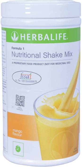 Herbalife Formula 1 Shake 500g Weight Loss Mango Price In India