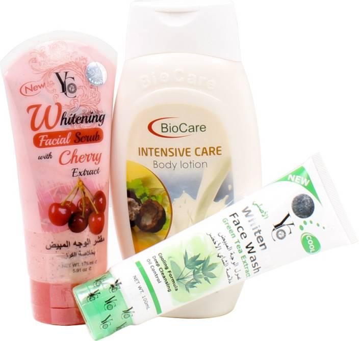 Giftacrossindia Bio Care Beauty Grooming Kit for Female