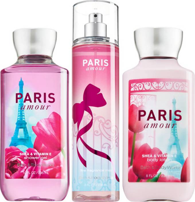 Bath Body Works Paris Amour Price In India Buy Bath Body Works