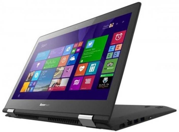 Lenovo Yoga Pentium Quad Core 6th Gen - (4 GB/500 GB HDD/Windows 10 Home) LenovoYoga Laptop
