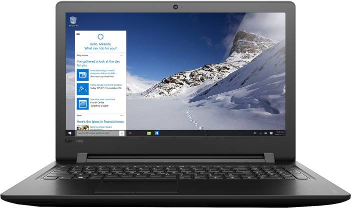 Lenovo Core i3 6th Gen - (4 GB/1 TB HDD/Windows 10 Home) Ideapad 110 Laptop