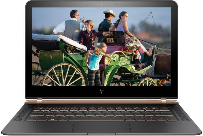 HP Core i5 7th Gen - (8 GB/256 GB SSD/Windows 10 Home) 13-V123TU Thin and Light Laptop