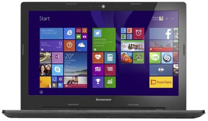 Lenovo G Series Core i5 5th Gen - (8 GB/1 TB HDD/Windows 10 Home/2 GB Graphics) G50-80 Laptop