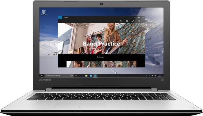 Lenovo IdeaPad 300 Core i7 6th Gen - (8 GB/1 TB HDD/Windows 10 Home/2 GB Graphics) 300-15ISK Laptop