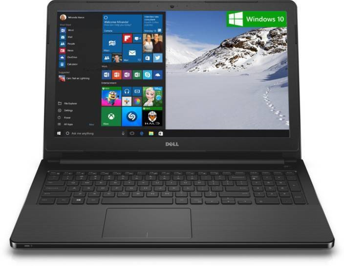 Dell Inspiron Core i3 5th Gen - (4 GB/1 TB HDD/Windows 10 Home/2 GB Graphics) 3558 Laptop