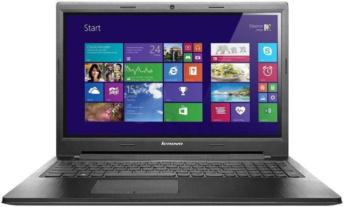 Lenovo G50-80 Core i3 5th Gen - (4 GB/1 TB HDD/Windows 10 Home/128 MB Graphics) G50-80 Laptop