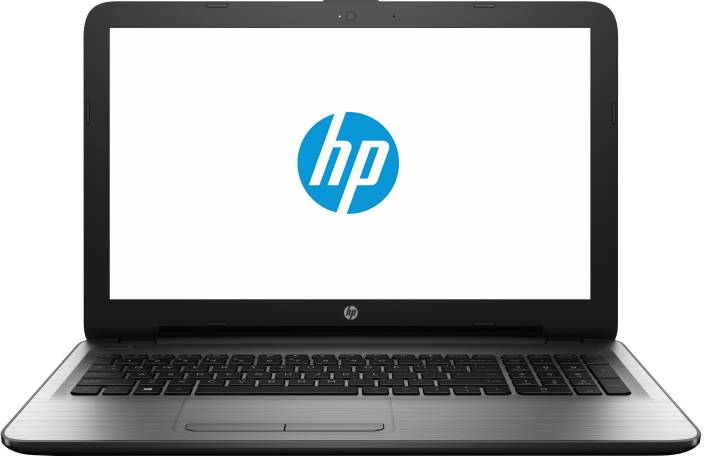 HP APU Quad Core E2 6th Gen - (4 GB/500 GB HDD/DOS) 15-bg003AU Laptop