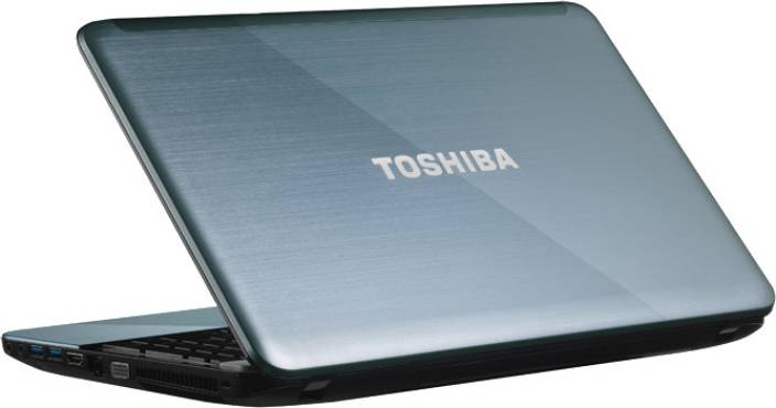 online store 34ab8 98cd2 Toshiba Satellite L850-X5310 Laptop (3rd Gen Ci5 6GB 750GB Win7 HP 2GB  Graph) (15.6 inch, Metallic Ice Silver with Hair Line Pattern, 2.3 kg)