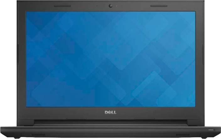 Dell Inspiron Pentium Dual Core 4th Gen - (4 GB/500 GB HDD/Ubuntu) 3542  Laptop