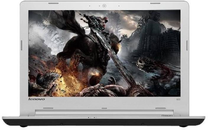 Lenovo IP500 Core i5 6th Gen - (4 GB/1 TB HDD/Windows 10 Home/2 GB Graphics) 14ISK Laptop