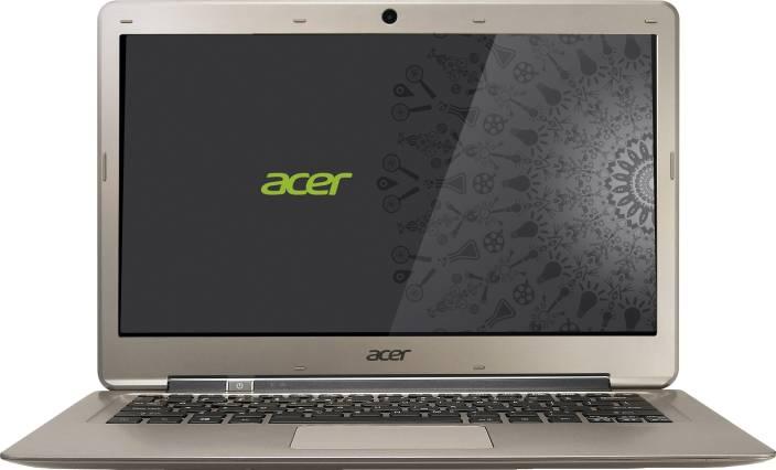 Acer Aspire S3-391 Ultrabook (3rd Gen Ci5/ 4GB/ 500GB 20GB SSD/ Win8) (NX.M1FSI.017)