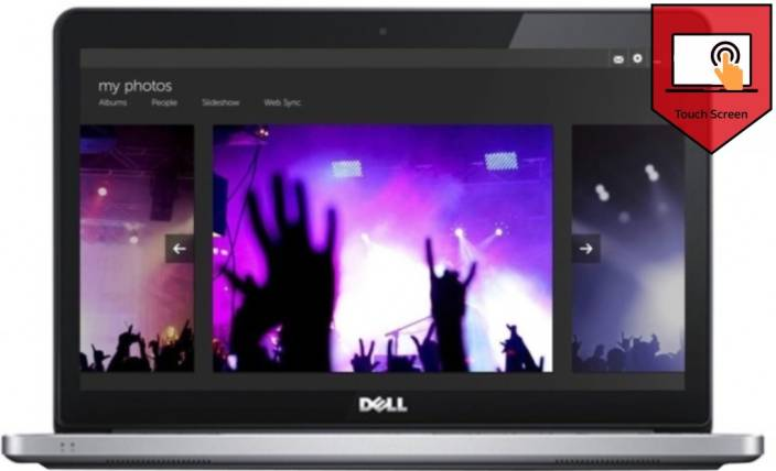 Dell Inspiron 7537 (Notebook) (Core i5 4th Gen/ 6GB/ 1TB/ Win8 1/ 2GB  Graph/ Touch) (7537561TB2ST)
