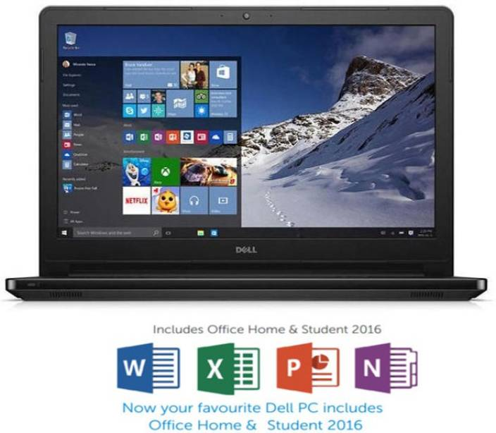 Dell Inspiron 5000 Core i7 6th Gen - (8 GB/1 TB HDD/Windows 10 Home/2 GB Graphics) 5559 Laptop