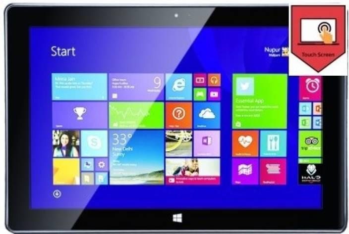 Iball Atom Quad Core - (2 GB/32 GB HDD/32 GB EMMC Storage/Windows 8 Pro) WQ 149i 2-in-1 2 in 1 Laptop