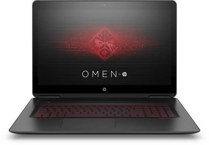 HP OMEN Core i7 7th Gen - (16 GB/1 TB HDD/256 GB SSD/Windows 10 Home/8 GB Graphics) 17-w250TX Gaming Laptop