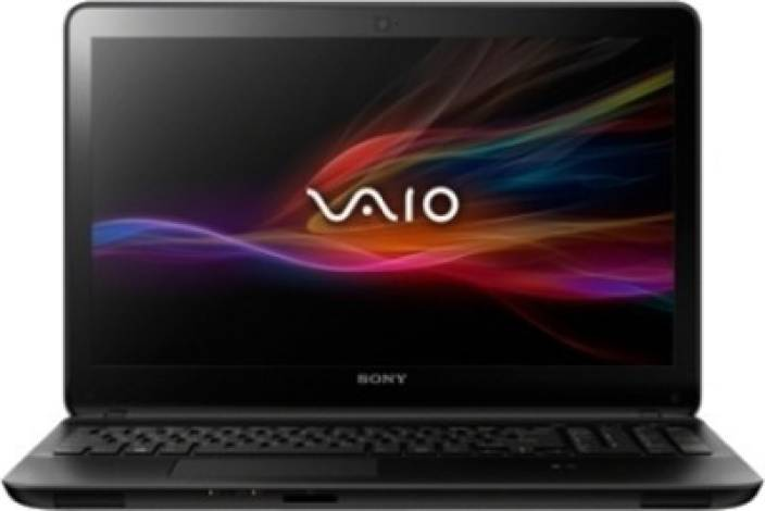 Sony VAIO Fit 15E SVF15413SNB Laptop (APU Quad Core A8/ 2GB/ 500GB/ Win8)