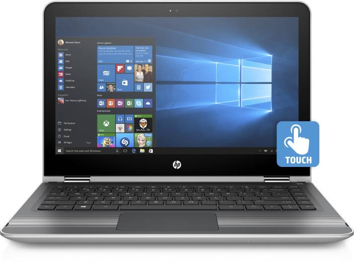 HP x360 Core i5 7th Gen - (8 GB/1 TB HDD/Windows 10 Home) 13-u133tu 2 in 1 Laptop