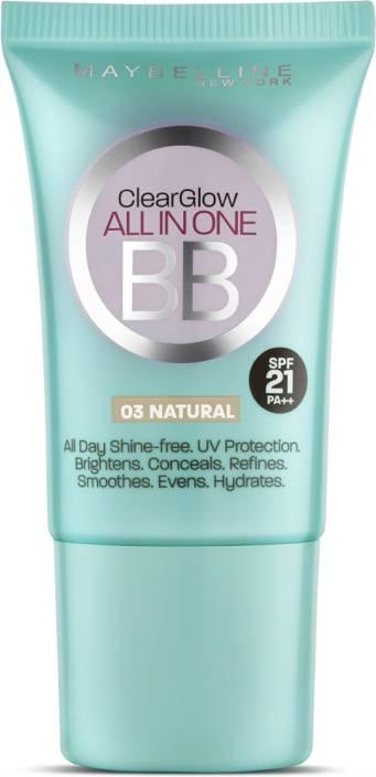 Maybelline Clear Glow BB Cream - 18 ml
