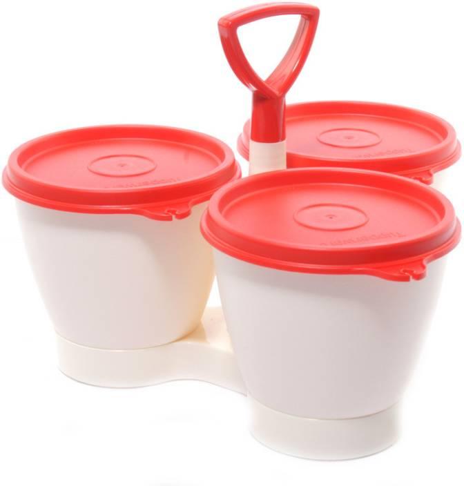 Tupperware 3 Piece Condiment Set Price In India Buy Tupperware 3