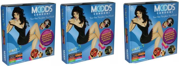 Moods Variety Condom