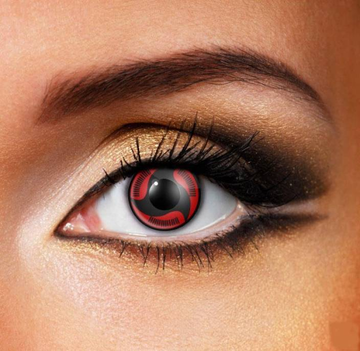 cb461fb88d Magjons Red Devil Yearly Contact Lens Price in India - Buy Magjons ...