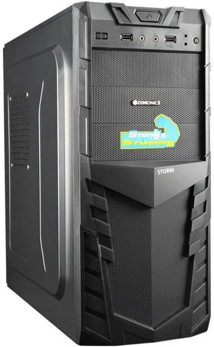 Zebronics Storm Without Smps Full Tower Cabinet
