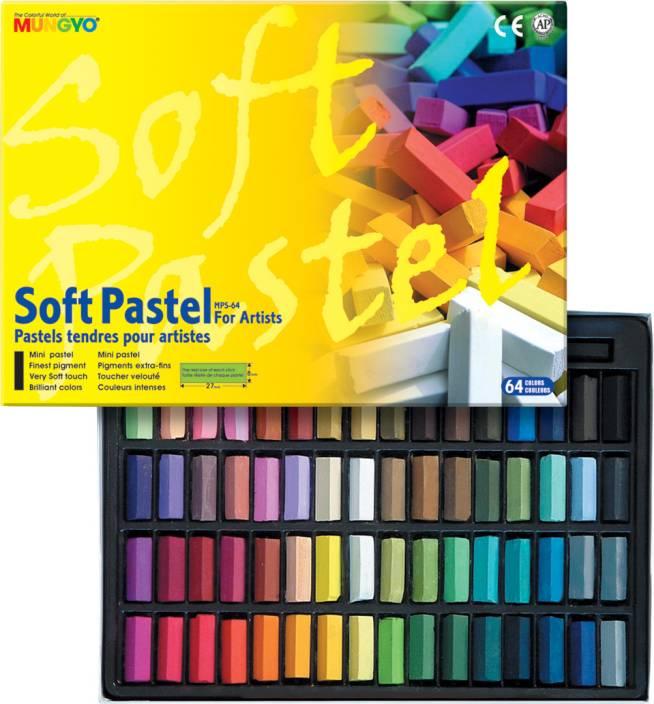 Mungyo Soft Pastel Crayons