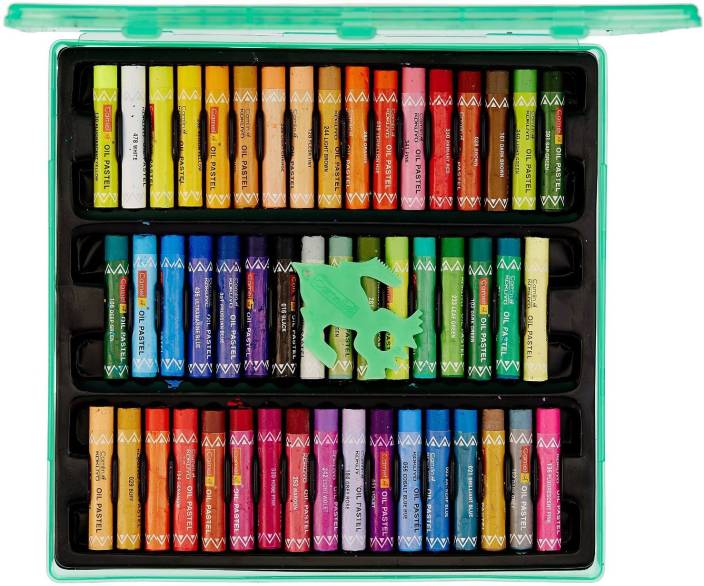 Camlin Oil Pastels- 50 Shade
