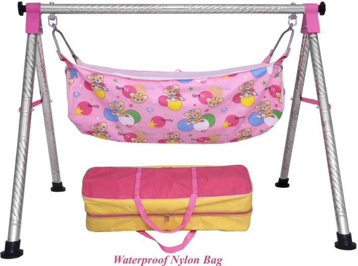multipro new born baby sleep swing cradle ghodiyu foldable and portable for travelling multipro new born baby sleep swing cradle ghodiyu foldable and      rh   flipkart