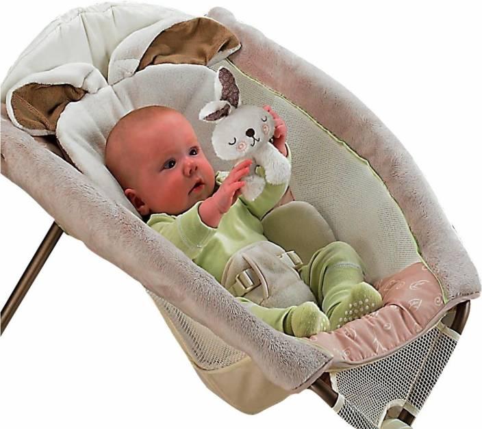 Fisher Price My Little Snugabunny Newborn Rock N Play