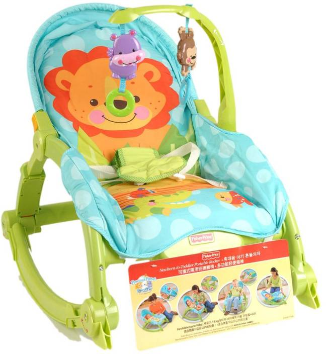 Fisher-Price Newborn to Toddler - Portable Rocker - Newborn to Toddler - Portable Rocker . shop ...