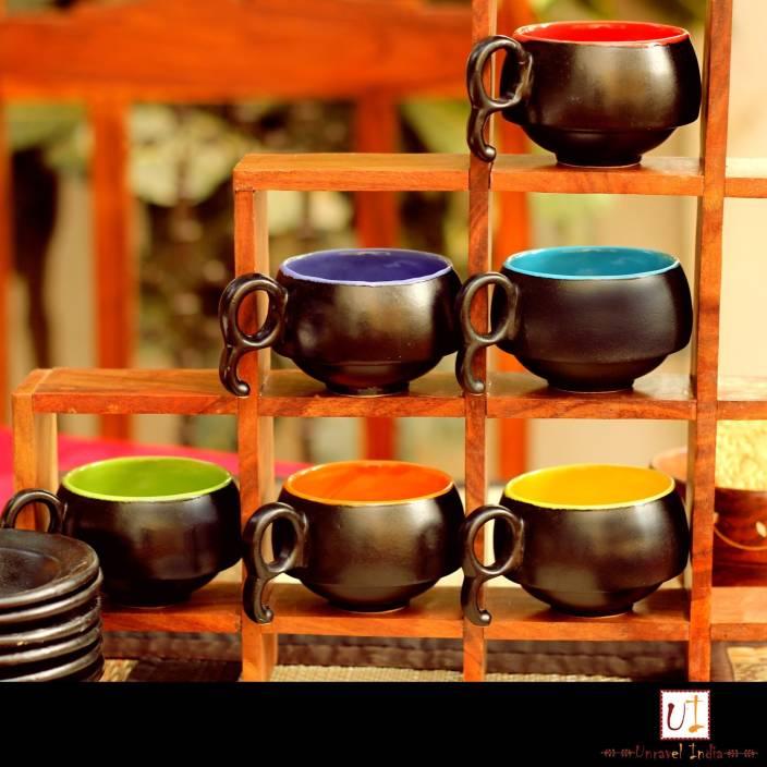 Unravel India Stoneware