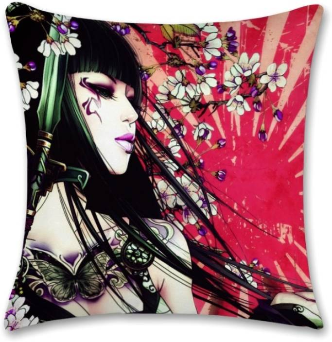 ShopeShine Abstract Cushions Cover