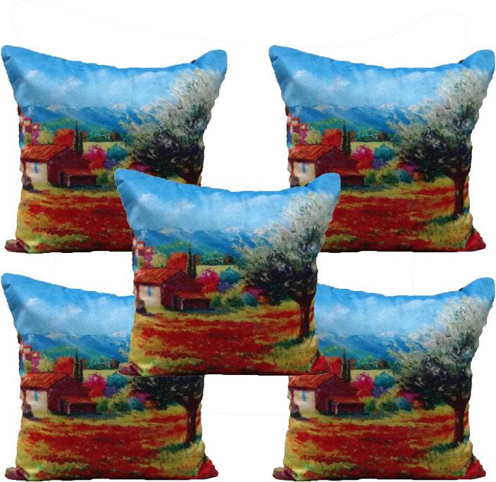 Craft And Curtain Abstract Cushions Cover