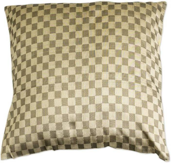 Rajat Synergy Checkered Cushions Cover